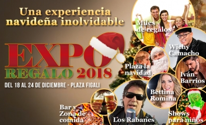 Hasta 52% OFF: Expo Regalo 2018