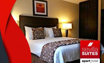 Hasta 59% OFF: Sevilla Suites Apart Hotel