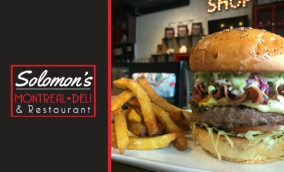 50% OFF: Solomon's Deli