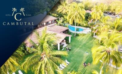 51% OFF: Hotel Playa Cambutal