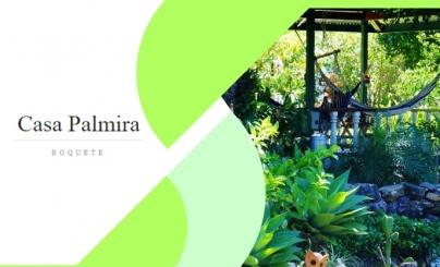 50% OFF: Hotel Casa Palmira, Boquete