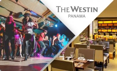 50% OFF: Noche Bailable en The Westin Panamá