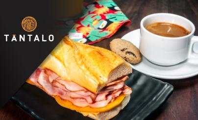 50% OFF: Desayunos en Tántalo