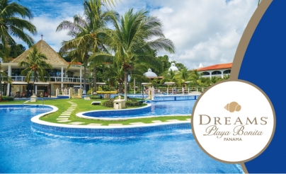 50% OFF: Pasadía en Dreams Playa Bonita