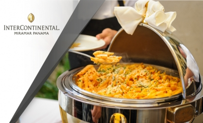 Up to 52% OFF: Cena en Miramar InterContinental