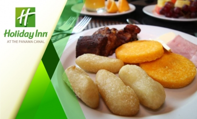 50% OFF: Desayuno o Cena en el Holiday Inn Panama Canal