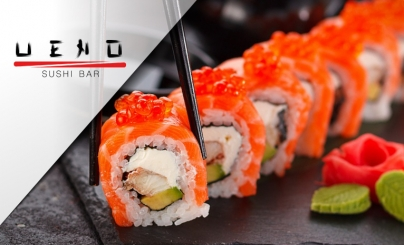 50% OFF: Ueno Sushi Bar