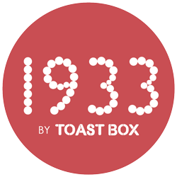 1933 by TOAST BOX