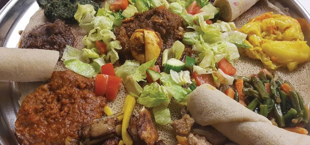 Abyssinia Cafe and Restaurant