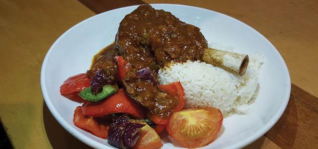 African Restaurant Glasgow