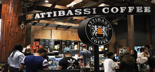 Attibassi Coffee - Ski Dubai