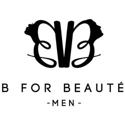 B for Beaute Men