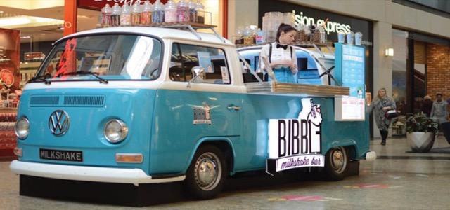 Bible Milkshake Bar