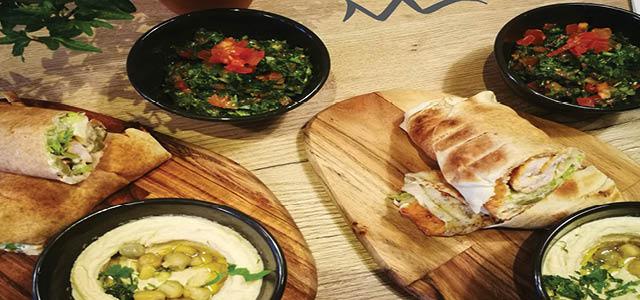 Chamisse Lebanese Restaurant & Grill
