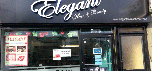 Elegant Hair and Beauty - Gents