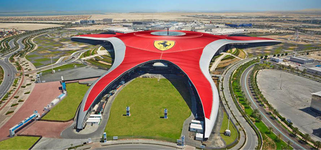 Ferrari World, una aventura inigualable