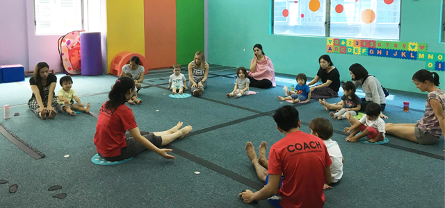 At Flykidz, they pride themselves on a fun, creative and innovative approach to gymnastics. They focus on developing children's emotional, mental and physical attributes through the learning of gymnastics skills.