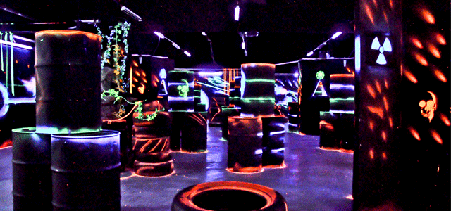 Laser Tag is probably the most exciting live game that simulates an actual battlefield. It is similar to the classic and still well-loved PC games where in you strategise with your team on how to defeat your opponent. Laser Tag is the cooler, painless and high-technology version of paint ball games. In a more technical definition, Laser Tag is a team or individual activity that involves the use of hand-held infrared-emitting targeting device.