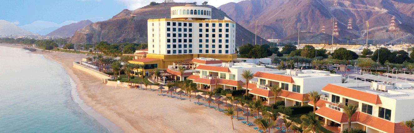 Oceanic Khorfakkan Resort Spa Contact