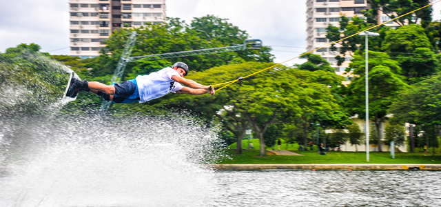 Adrenaline junkies and adventurous urban dwellers can get their sun and sea fix here at Singapore's only cable-ski park. With three cable systems running in an enclosed lagoon, anybody – whether you are a beginner or experienced rider – can have a whole lot of fun learning new ways of gliding through the water. Grab your friends along for more fun and laughs; we promise you will be addicted.