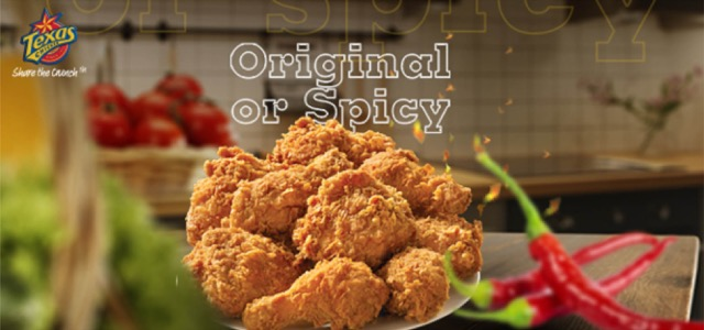 We offer freshly cooked southern style fried chicken in two distinctive flavours: original and spicy. We also offer oven-baked fresh biscuits and tangy tasty jalapeño poppers, prepared and served by our cheerful chicken geniuses. Since First Food Services LLC brought the brand to the UAE in 2008, our guests have craved for our brand, because they know the difference.