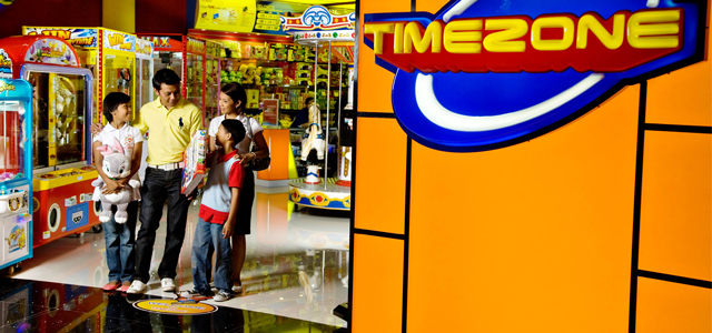 Established in 1978, Timezone first opened in Perth, Australia and was the first family-oriented video amusement facility. Timezone provides a leisure family destination through quality merchandise and interactive game play with the hottest games. Presented with the latest fit-out, a bright, colourful and cosy ambience is created. Today, Timezone has established a strong foothold in more than 230 locations internationally.
