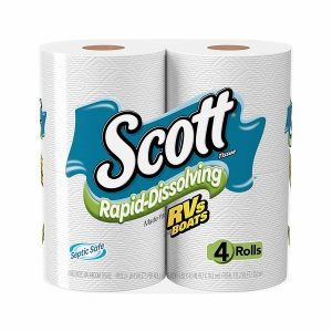 Best Toilet Paper For RV Use