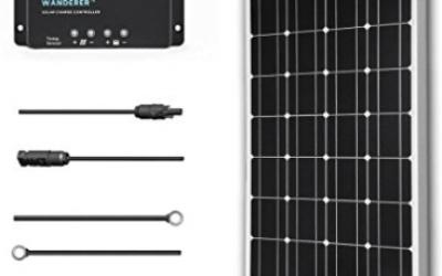 Best Solar Panel Kit for RV