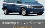 Minivan Camper Conversions