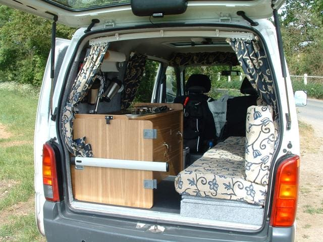10 minivan camper conversions to inspire your build adventure
