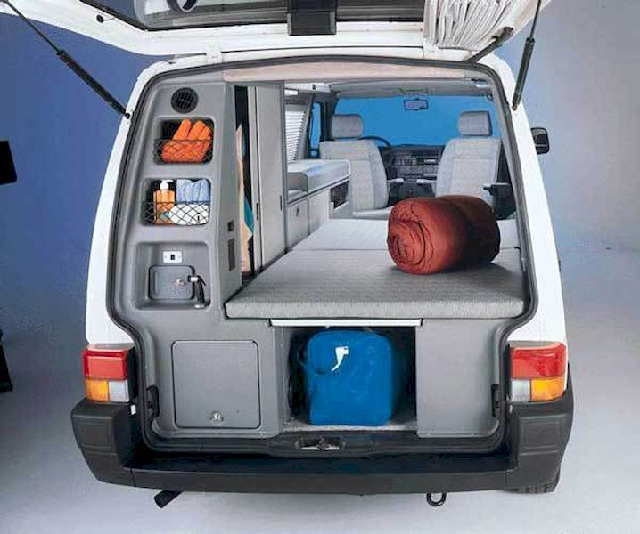 10+ Minivan Camper Conversions To Inspire Your Build