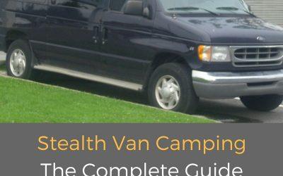 Stealth Van Camping