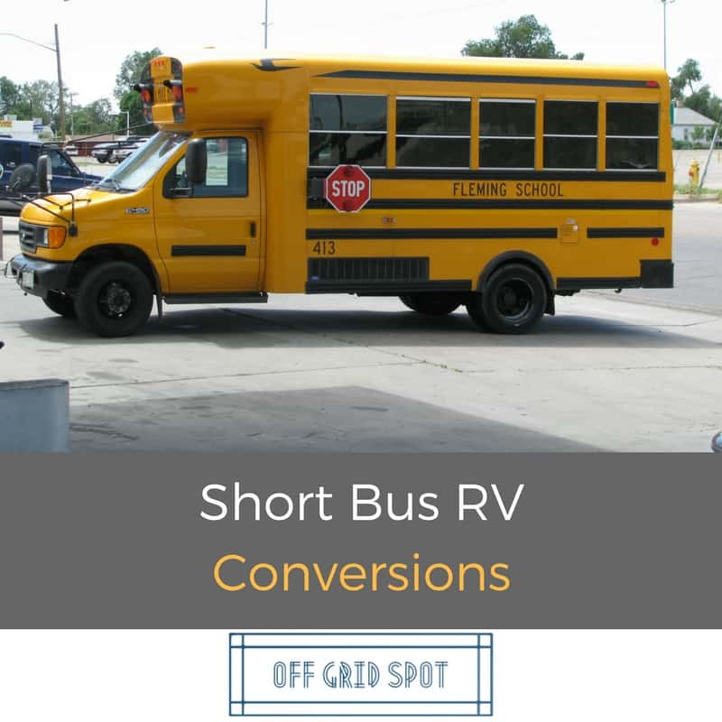 10+ Short Bus RV Conversions to Inspire Your Build & Adventure