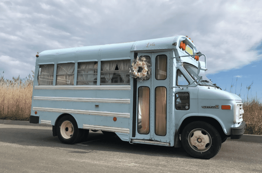Short Bus RV