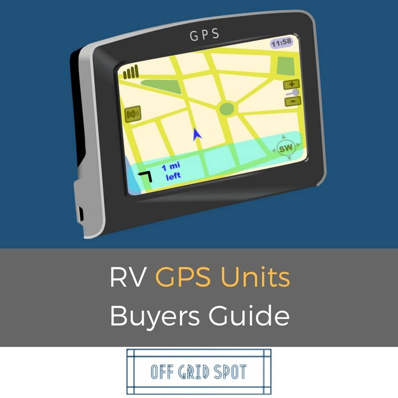 Best GPS for RV