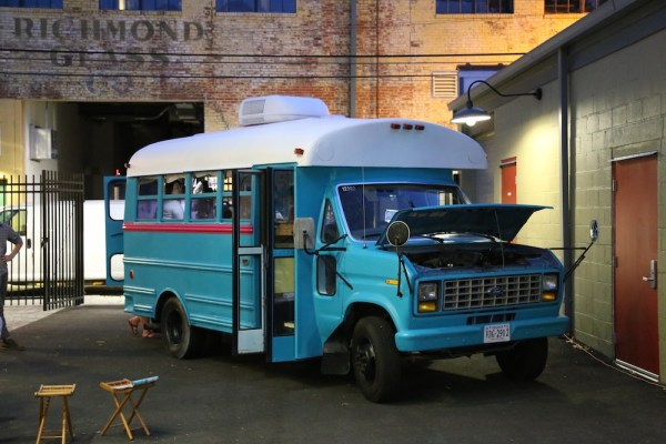 Ford Ecoline 350 Short Bus