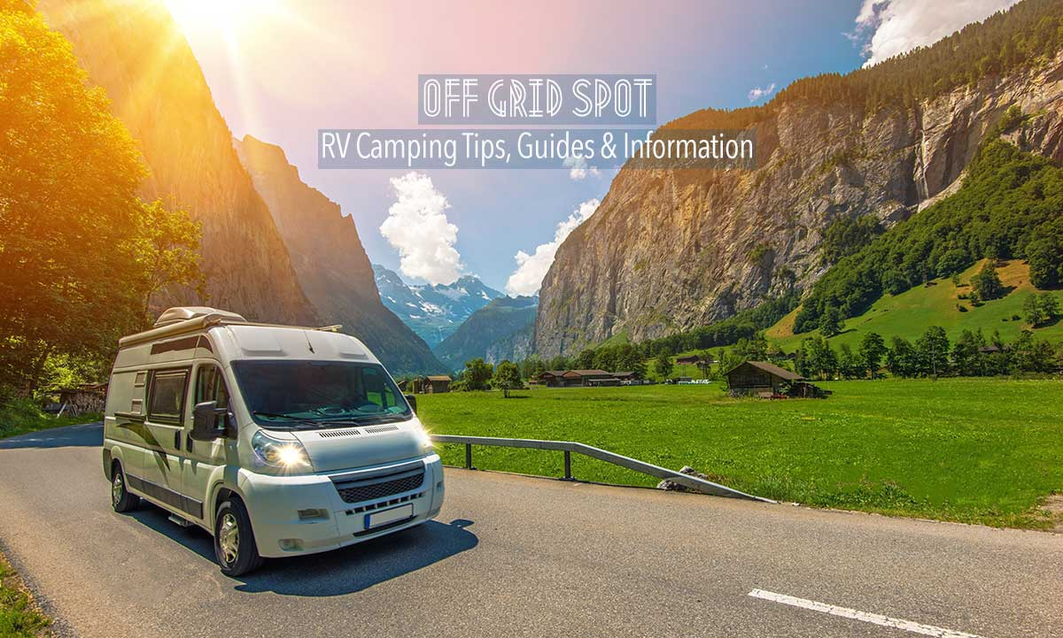 OffGridSpot.com - RV Camping Tips, Guides & Information