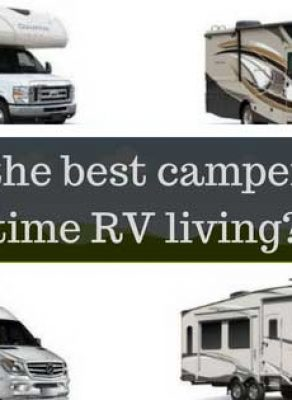 Best Campers to Live in Full Time
