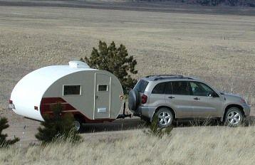 Teardrop Camper Plans – 11+ Free DIY Trailer Designs (PDF