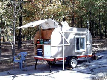 Rimple Camper Build