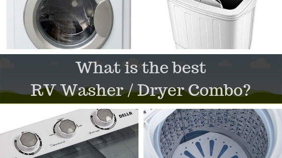 Best RV Washer Dryer Combo