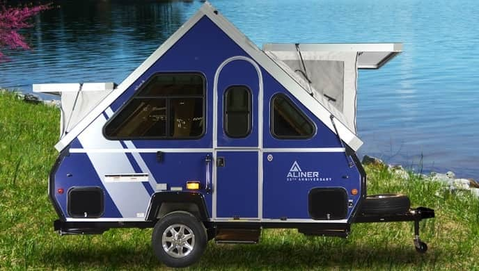 Aliner Classic Travel Trailer