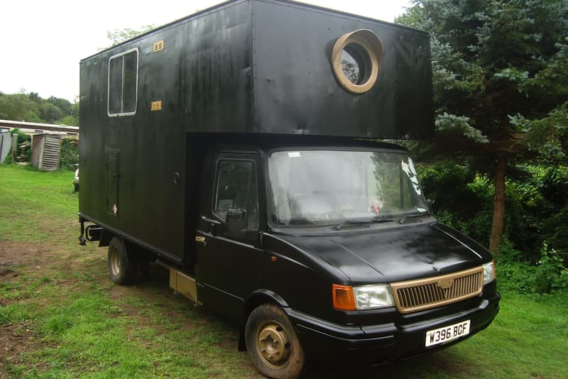 Mitsubishi Box Truck Conversion