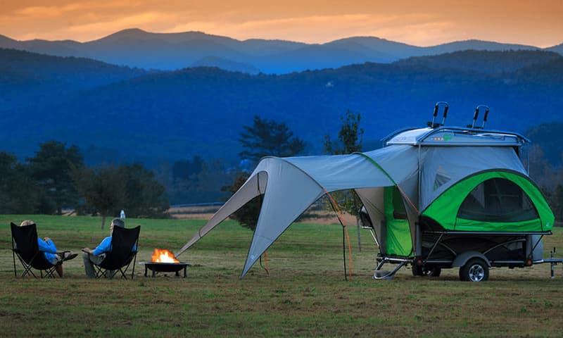 Sylvansport Go Pop-up Campers
