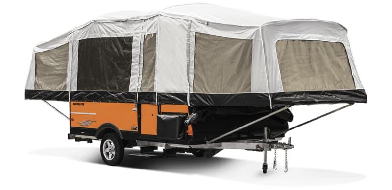 Quicksilver tent camper by Livin Lite