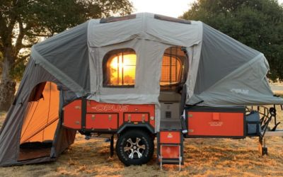 Opus Pop-up Camper