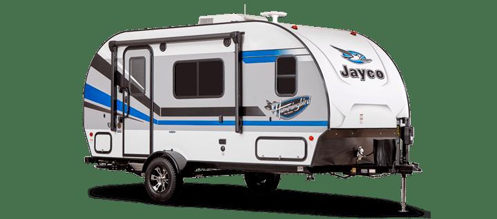Jayco Hummingbird Small Camper with Bathroom