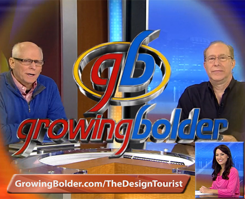 GROWING BOLDER - FEATURING THE DESIGN TOURIST, KAREN LEBLANC: UNIVERSAL DESIGN
