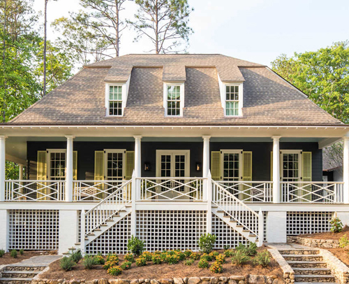 2016 SOUTHERN LIVING IDEA HOUSE<br>MT. LAUREL, AL