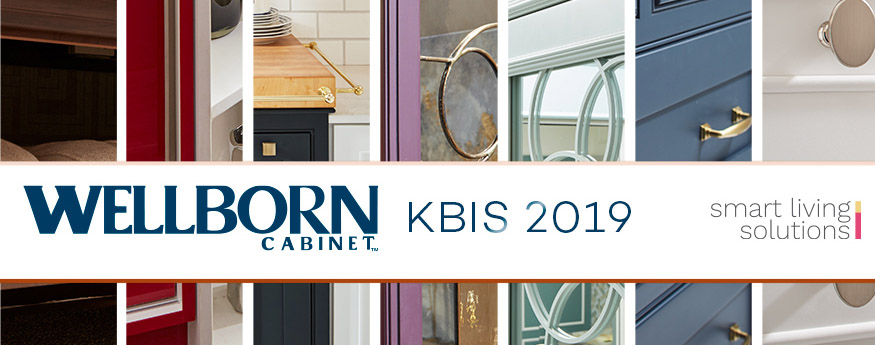 KBIS 2019 booth display Smart Living Solutions cabinetry